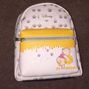 Loungefly Winnie The Pooh Mini Backpack